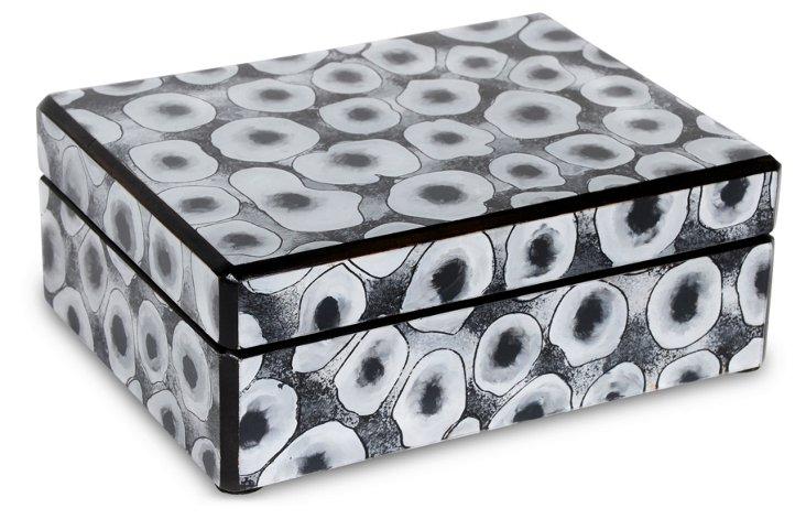 """7"""" Rhys Box, Gray"""