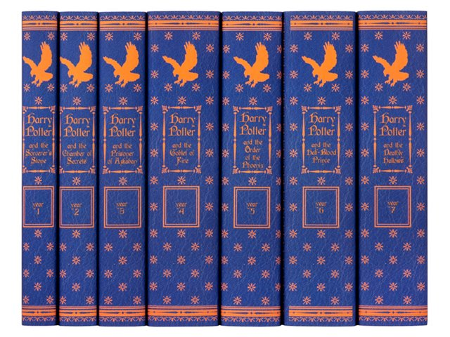 S/7 Harry Potter Ravenclaw Collection