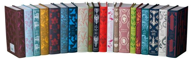 S/20 Penguin Classics Books