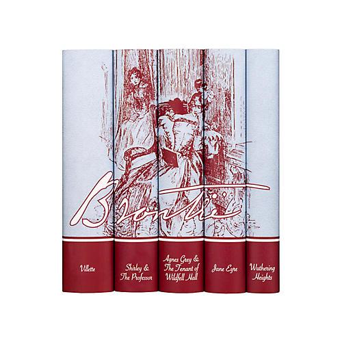 S/5 Classic Brontë Sisters Books