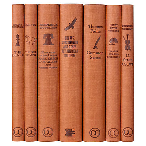 S/7 Classics of History Book Collection