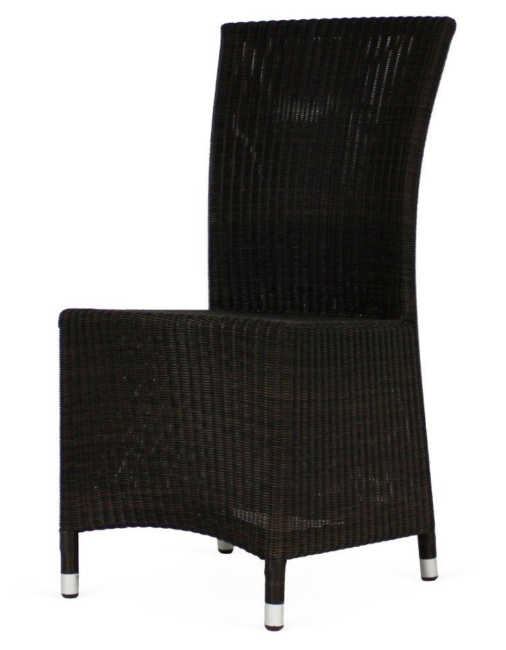 Resin Side Chair, Java