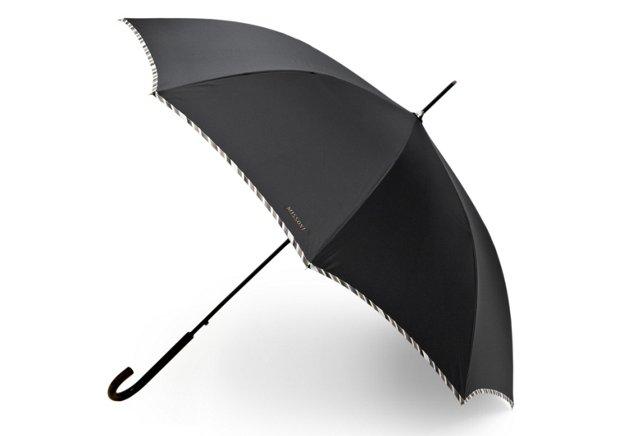 "35"" Stick Umbrella, Black"