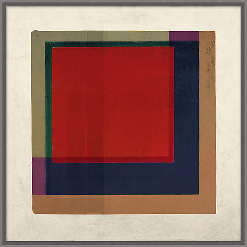 Lillian August, Overlapping Color 1