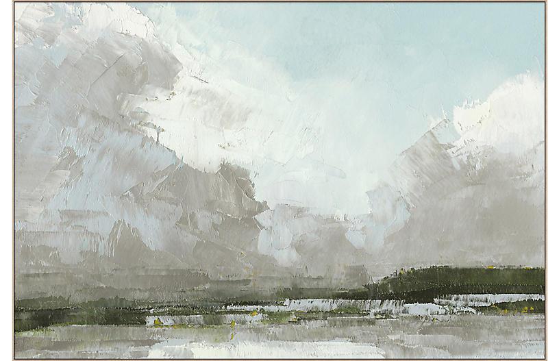 Lillian August, Edisto Storm