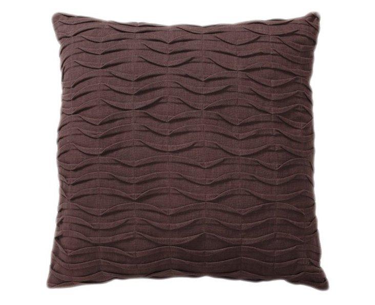 Taos 22x22 Pillow, Brown