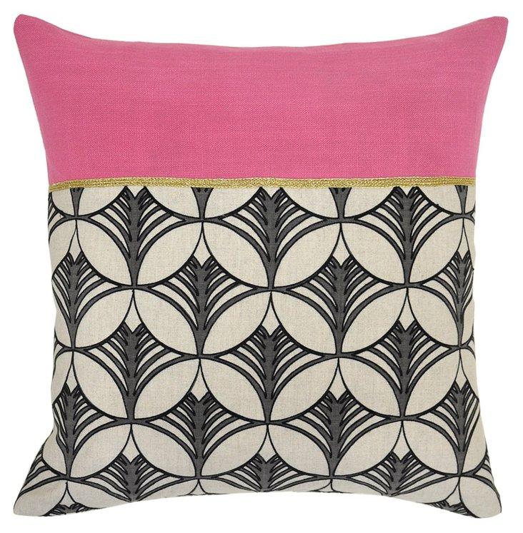 Variety 18x18 Cotton Pillow, Multi