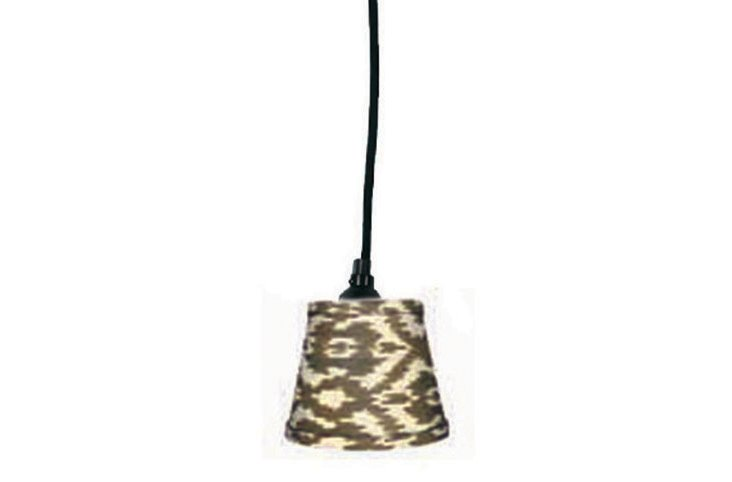 Ikat Empire Pendant Shade