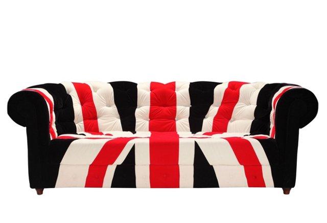 Union Jack Sofa
