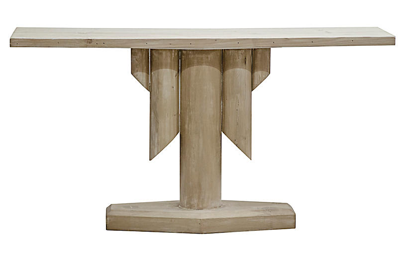 James Console, Natural