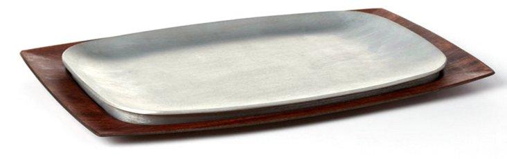 Sizzler Steak Platter, Mahogany