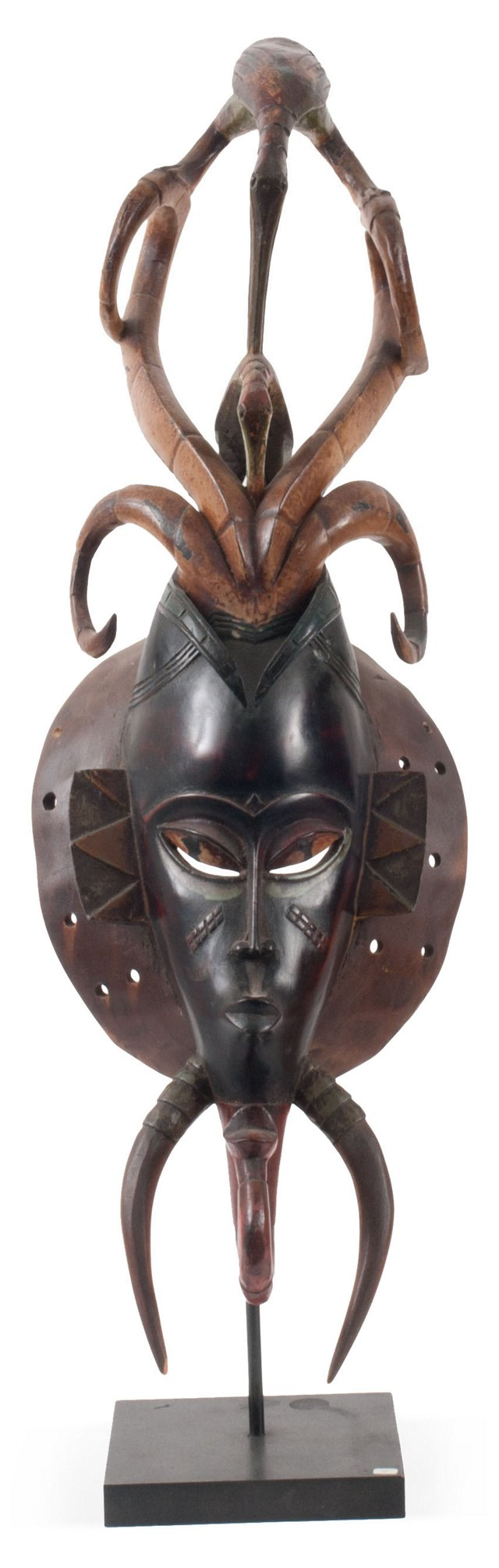 South African Mask II