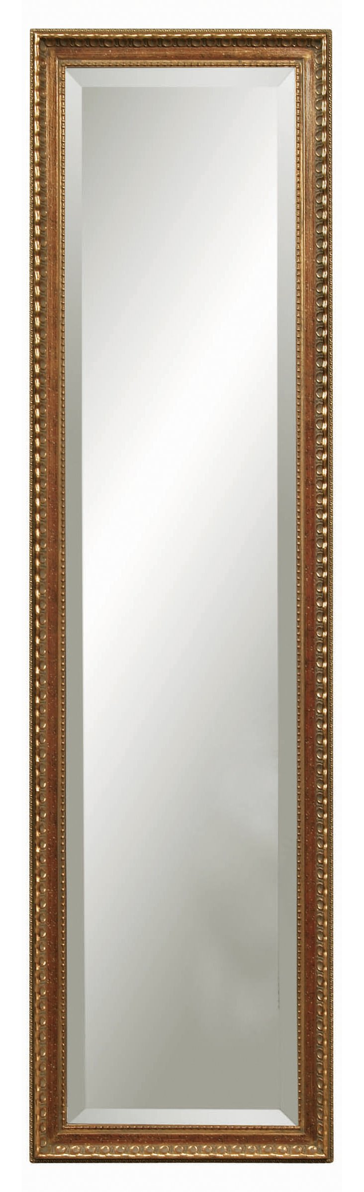 Ancona Floor Mirror, Gold