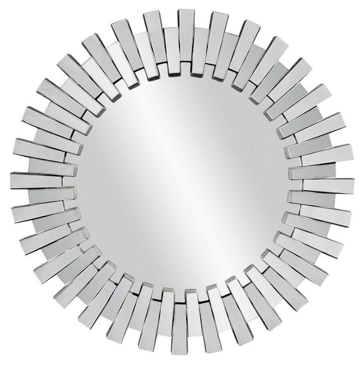 Divine Wall Mirror, Clear