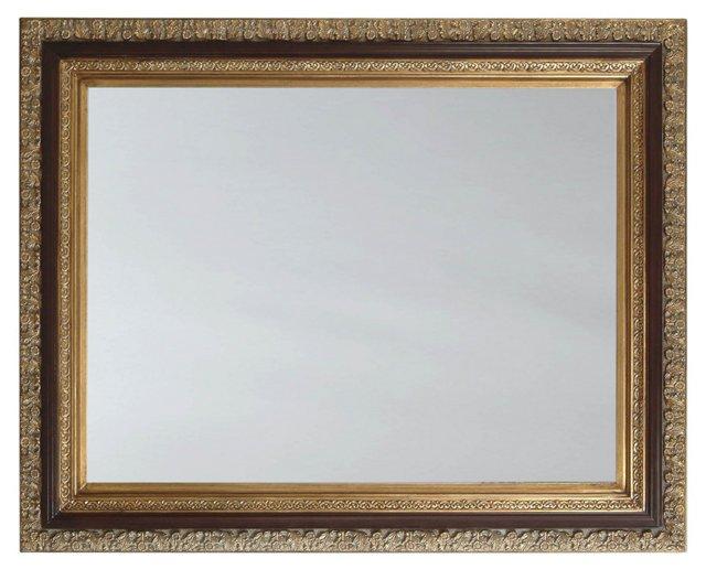 Eleganza Oversize Mirror, Gold