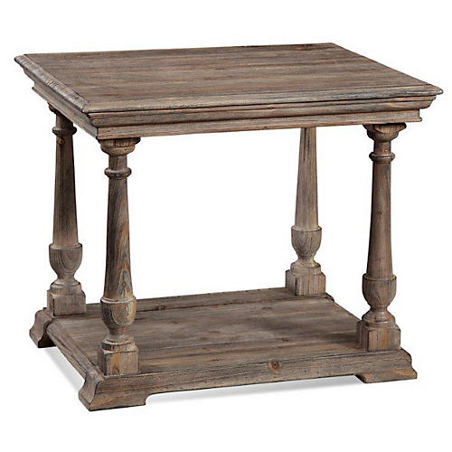 Pemberton Rectangular Side Table