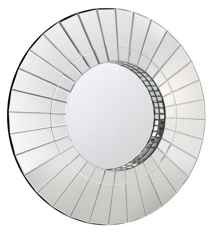 Blake Wall Mirror, Clear