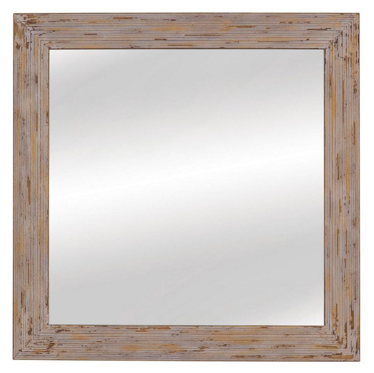 Quincy Wall Mirror, Natural