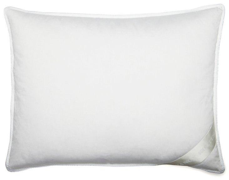 Sondrio Plush Down Pillow, Standard