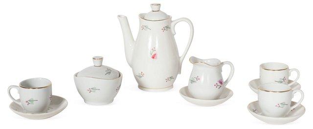Child's Tea Set, 10 Pcs.