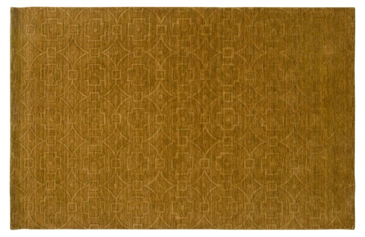 Cagle Rug, Gold