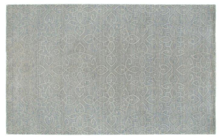 Corinth Rug, Light Gray
