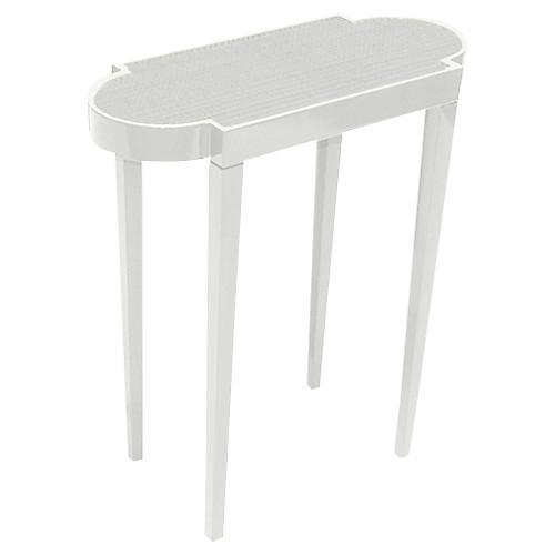 Tini II Side Table, White
