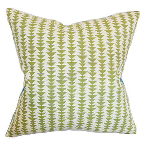 Jiri Pillow, Green