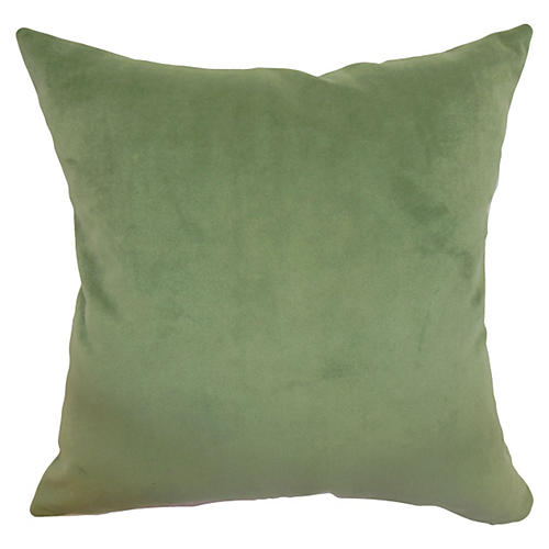 Lawrence Pillow, Forest Velvet
