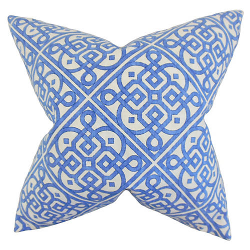 Auden 20x20 Pillow, Blue