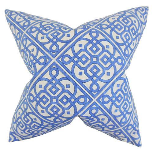 Auden 20x20 Pillow, Blue