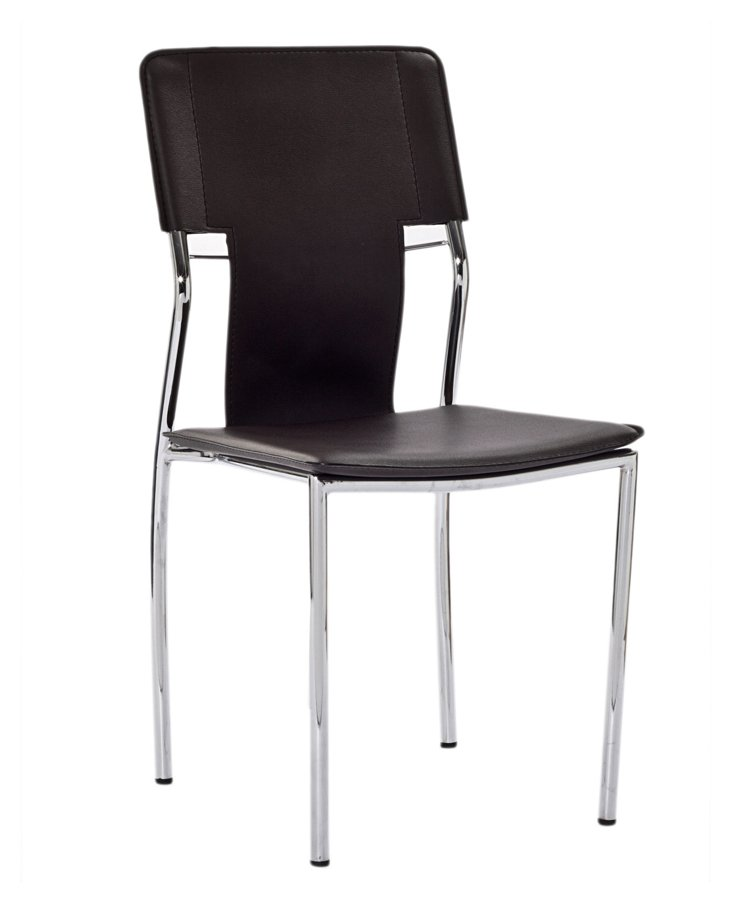 *D Chair, Black