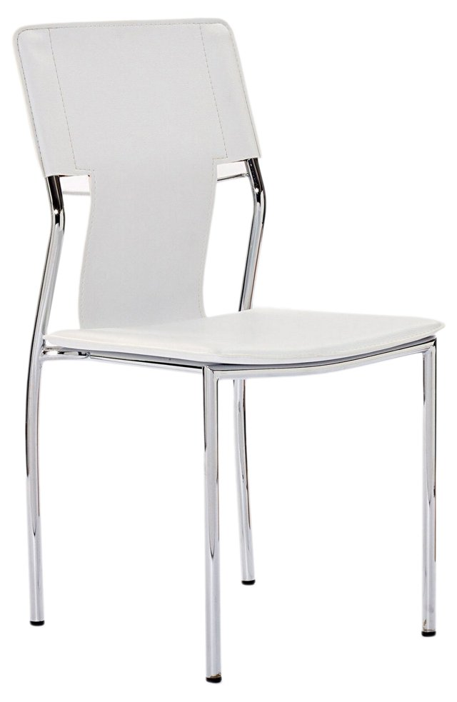 DNU, IK-Griswold Dining Chair, White