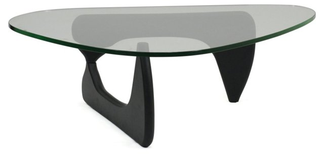 DNU, IK-Triangle Coffee Table, Black