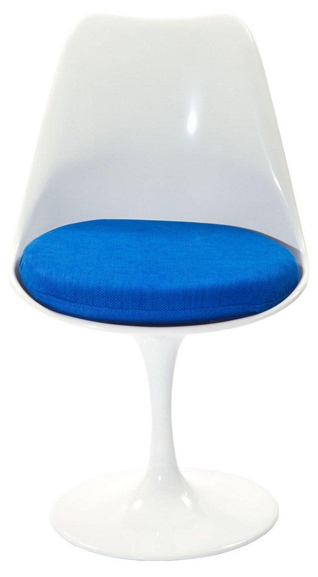 *IK Lippa Side Chair, Blue
