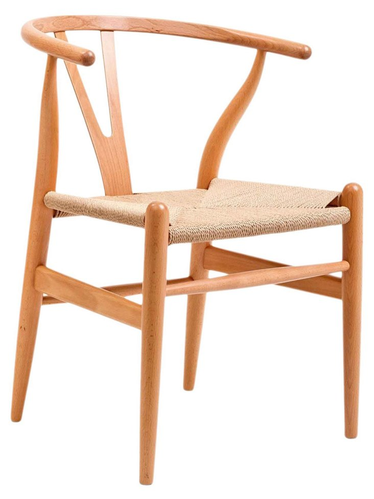 DNU, IK-Amish Chair, Natural