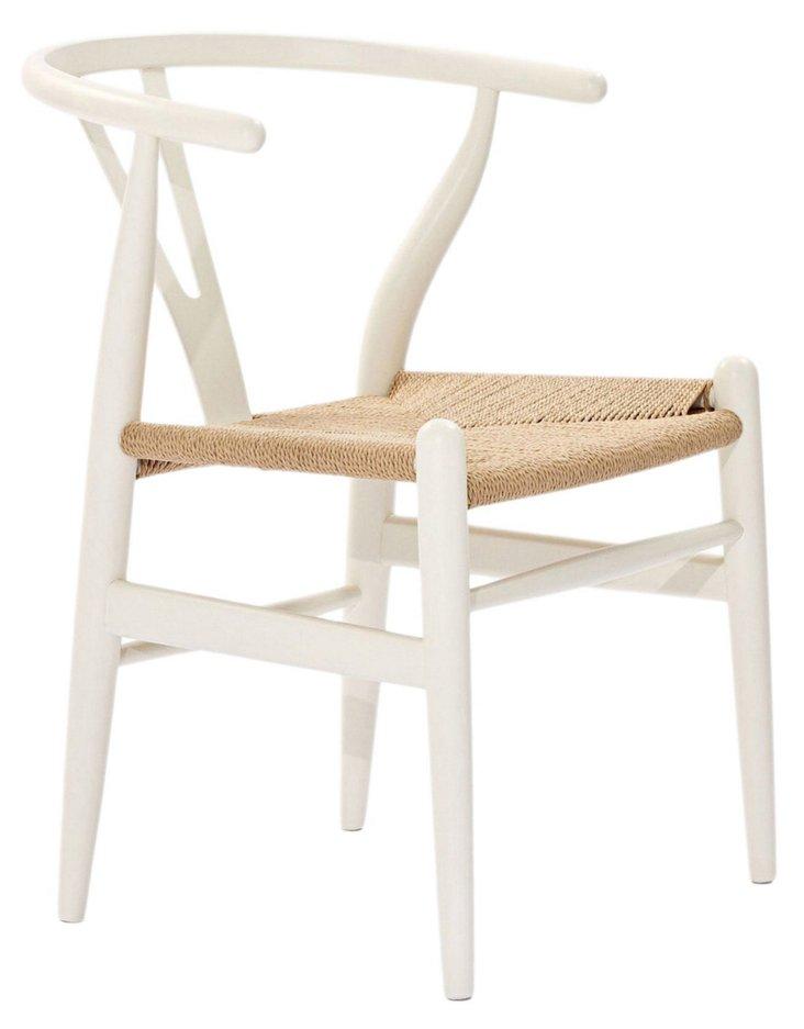 DNU, IK-Amish Chair, White