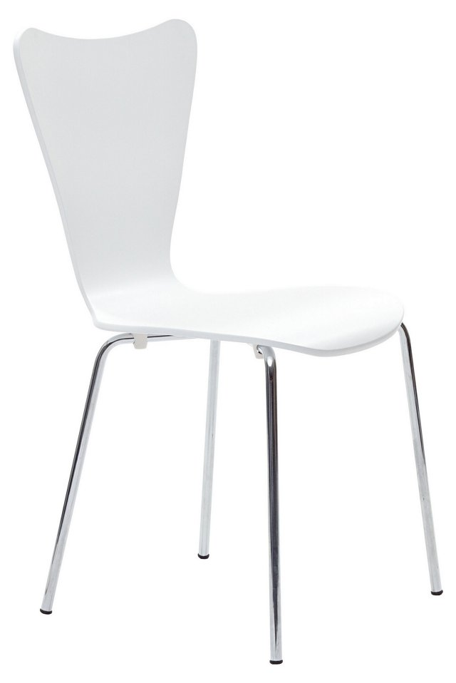 *IK Hamilton Chair, White