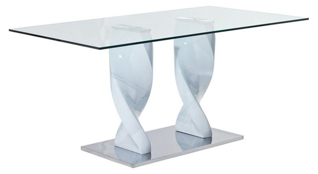 DNU, IK-Ice Dining Table, White