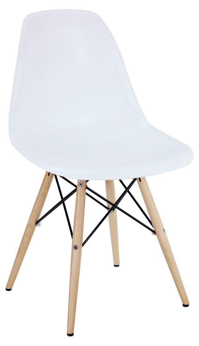 DNU, IK-Copenhagen Side Chair, White