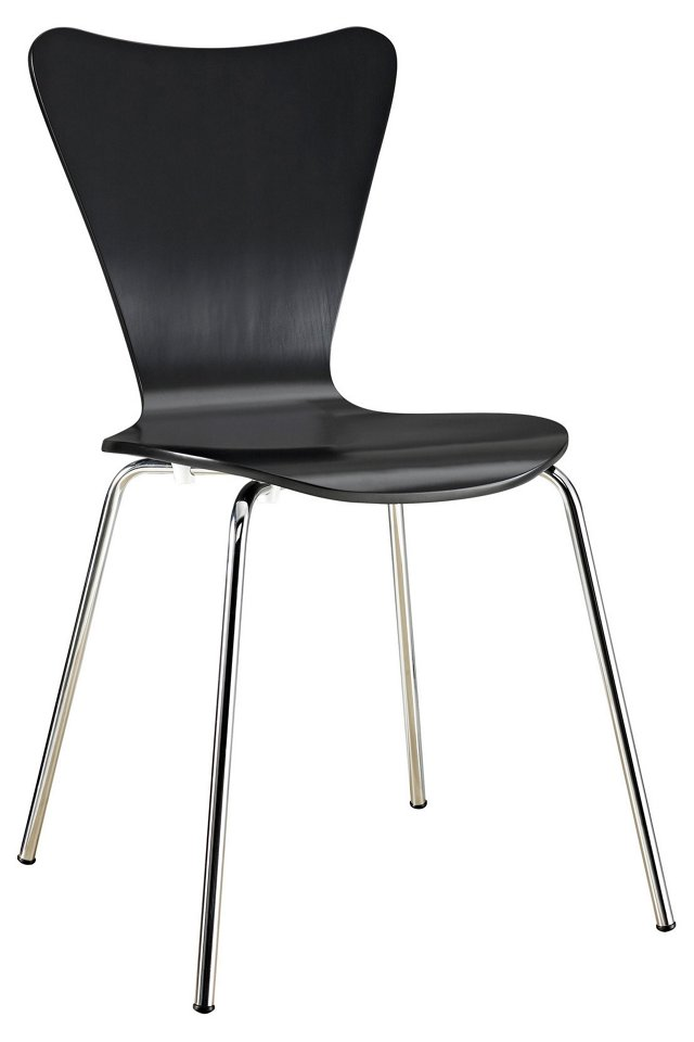 *IK Ernie Chair, Black