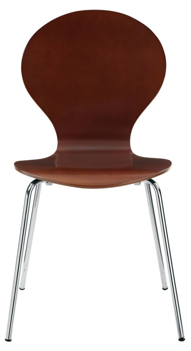 *IK Insect Chair, Glossy Wenge