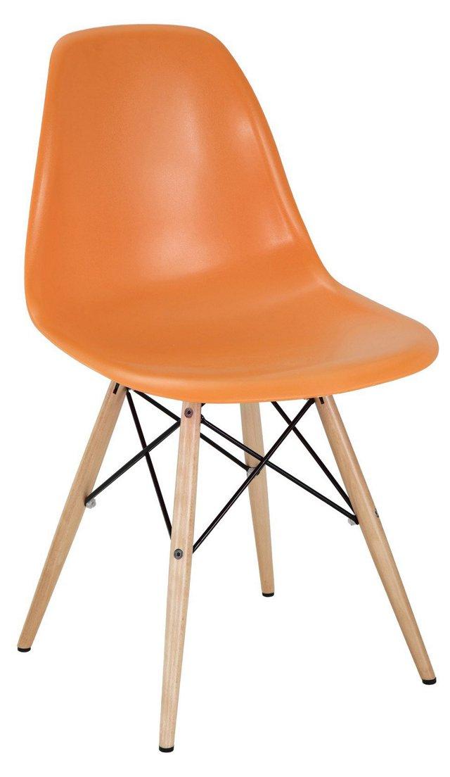 *IK Copenhagen Side Chair, Orange