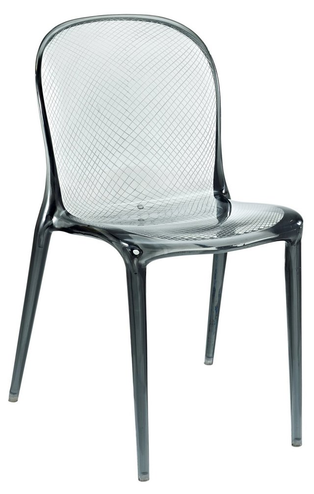 DNU, R-Scape Acrylic Chair, Bl