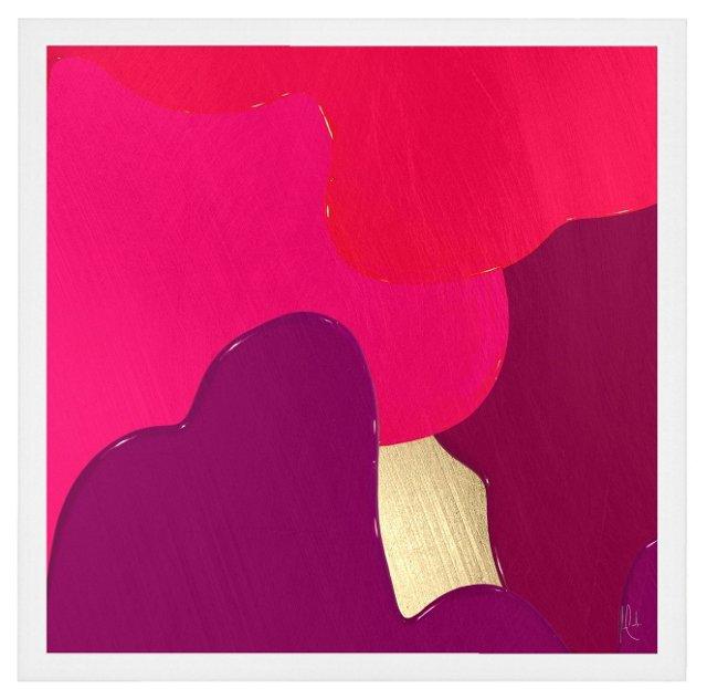 Jordan Carlyle, Berry Blend