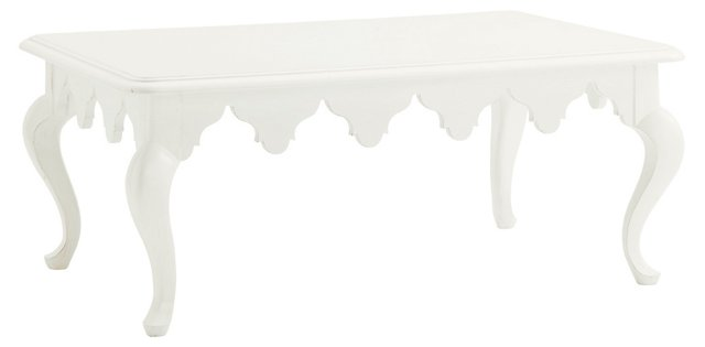 St. George Rectangular Coffee Table