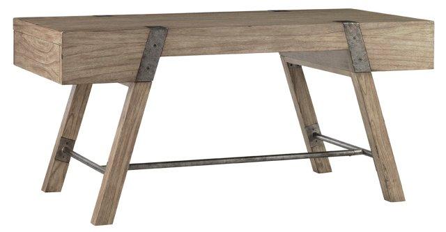 Wyatt Desk, Driftwood