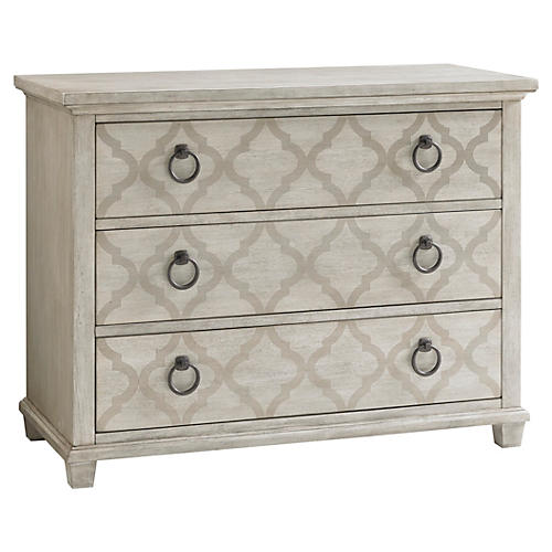Brookhaven Hall Chest, Oyster