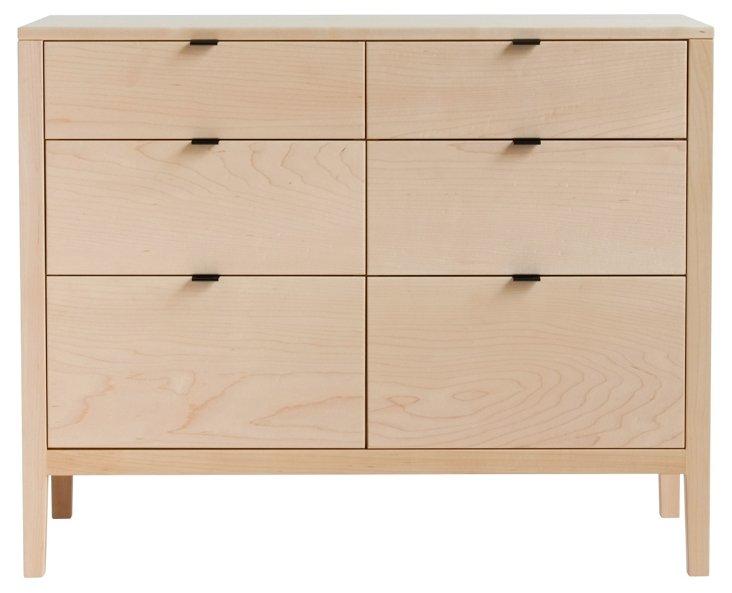Berkeley Dresser, Walnut