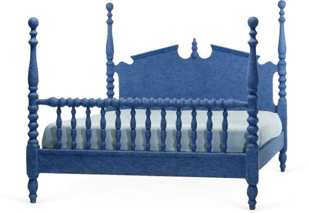 Tanya Aguiñga Wool Bed